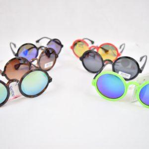 lunette de soleil rond pour enfant - acheter en gros